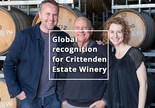 Global recognition for Crittenden Estate