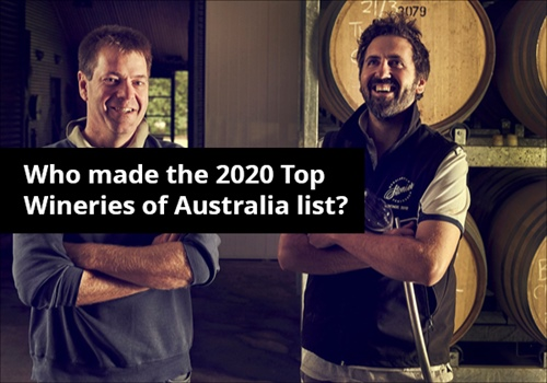 Peninsula wine makers make Top Wineries of Australia list for 2020