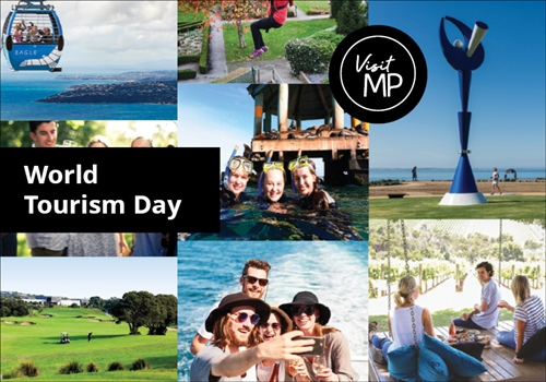 World Tourism Day - to celebrate, and to dream