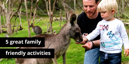 5 great family-friendly activities