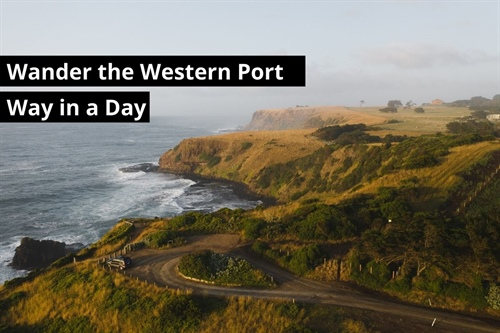 Wander the Western Port Way in a Day