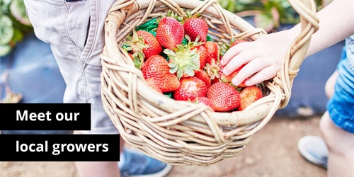 Meet our local growers