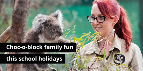 Chock-a-block family fun for this school holidays.