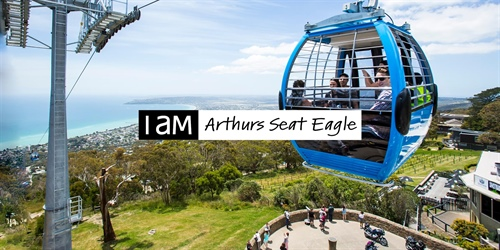 I am Arthurs Seat Eagle