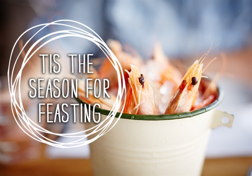 Tis the season to be feasting…