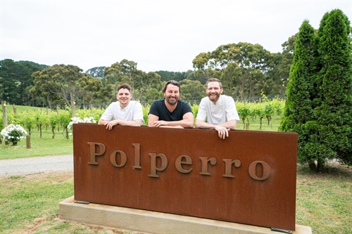 Polperro welcomes two high calibre chefs