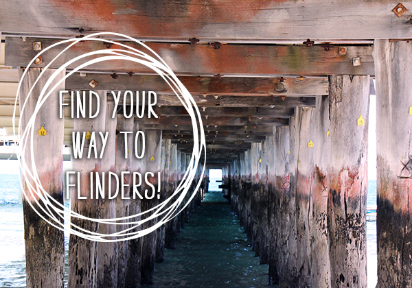 Find Your Way To Flinders
