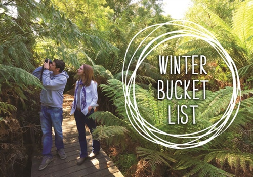 Your Mornington Peninsula Winter Bucket List