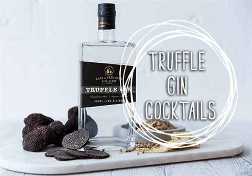 Truffle Gin Cocktails – A must try!