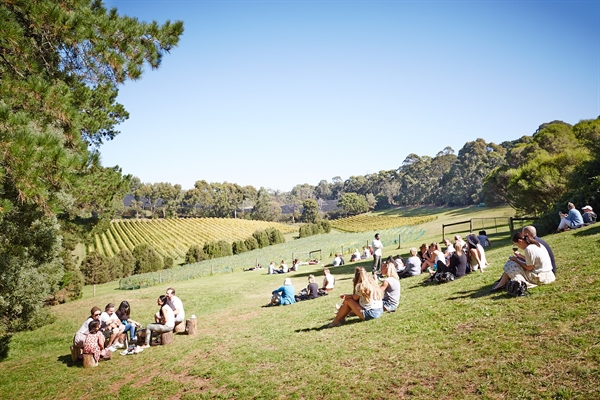 Mornington Peninsula is officially Australia's 'Delicious' region!