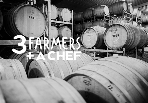 3 Farmers And A Chef goes to Crittenden Estate