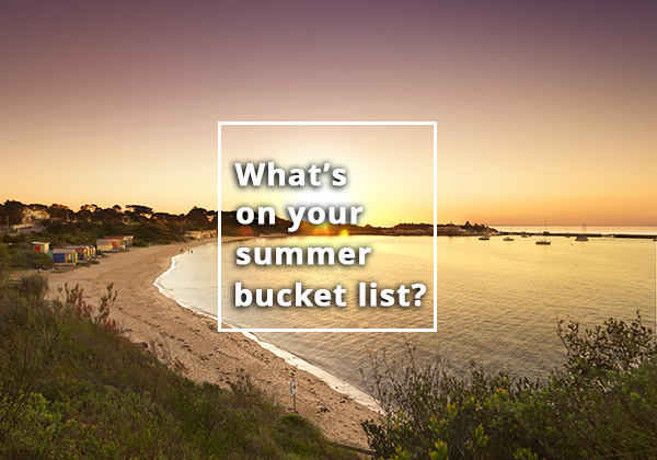 Mornington Peninsula Ultimate Summer Bucket List