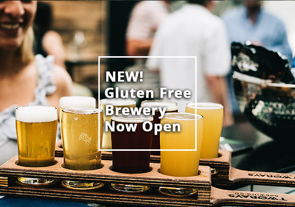Australia's only dedicated gluten free craft beer taproom opens to public
