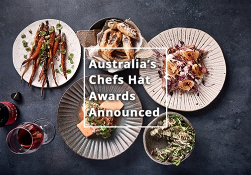 Australia's 2019 Award Winning Restaurants: AGFG Chef Hats Announced