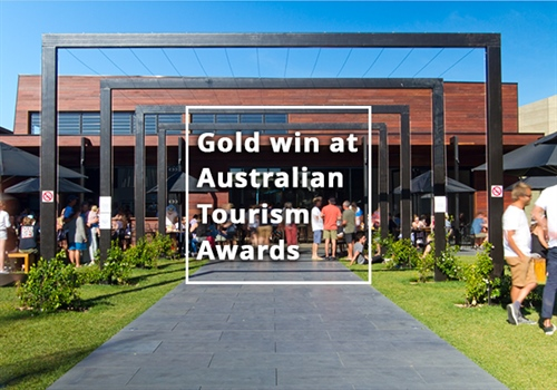 The Mornington Peninsula shines at the Australian Tourism Awards