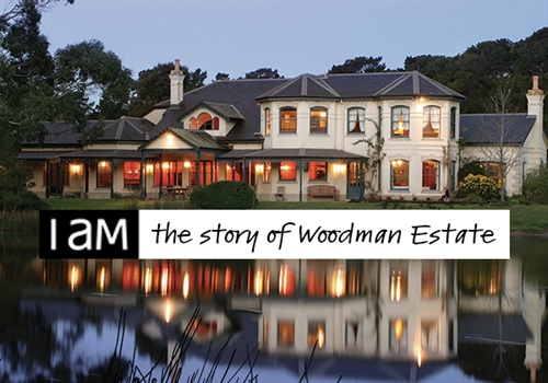 I AM the story of Woodman Estate
