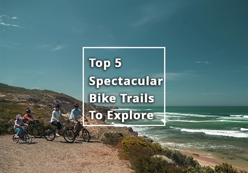 Top 5 Spectacular Bike Trails For You To Explore