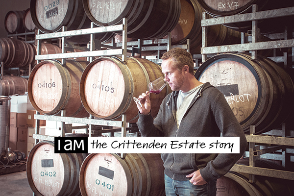 I am the story of Crittenden Estate