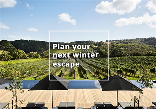 5 magnificent vineyard retreats