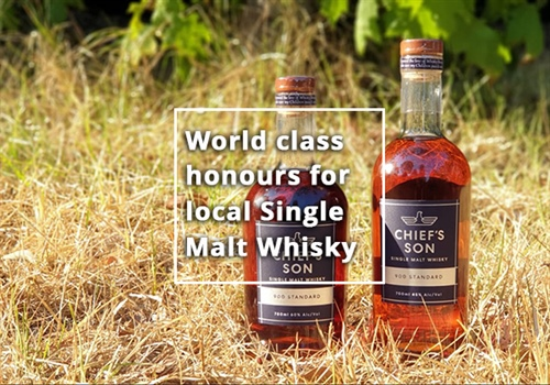 A New Powerhouse in Australian Single Malt Whisky