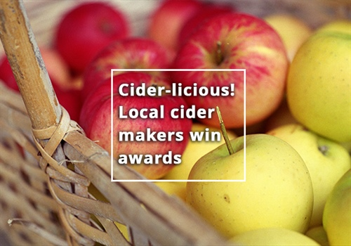 Cider-licious! Mornington Peninsula cider stands out from the crowd
