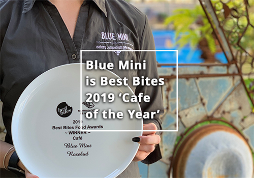 Blue Mini named 2019 Best Bites Café of the Year