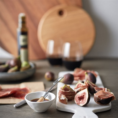 Vinocotto Figs with Prosciutto