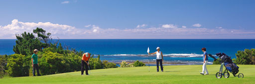 Golf Courses & Resorts