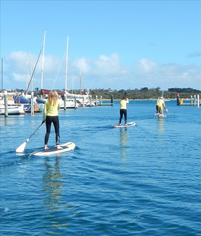 Stand up paddle Mornington Peninsula special offer