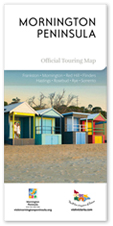 The Mornington Peninsula Touring Map