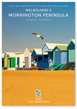 The Mornington Peninsula Trade & Group Product Manual
