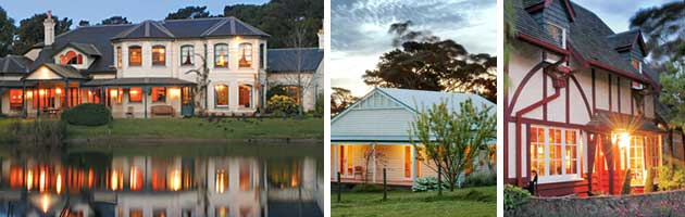 Accommodation at The Mornington Peninsula